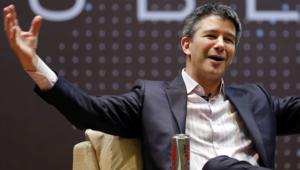 Travis Kalanick, ex-PDG d'Uber, s'intéresse à l'éducation et l'emploi