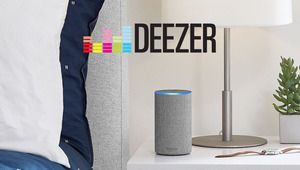 Deezer est maintenant compatible avec Amazon Alexa