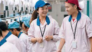 Apple: des violations du droit du travail en hausse en 2017