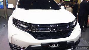 Honda électrise son premier SUV, le CR-V