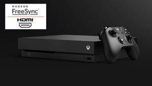 Xbox One: la compatibilité FreeSync arrive