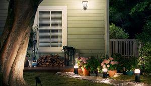 Philips Hue sort une nouvelle gamme de luminaires d'extérieur