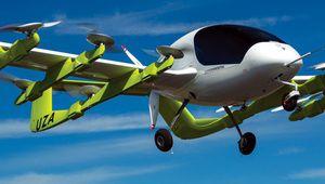 Le taxi volant autonome Cora de Kitty Hawk déploie ses ailes
