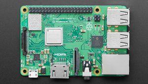 Raspberry Pi 3 Model B+: plus puissant et toujours au même prix