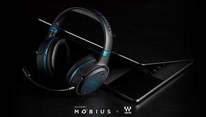 Audeze prépare le Mobius, un casque hybride gaming/Bluetooth