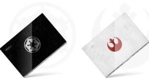 Le Lenovo Yoga 920 s'habille aux couleurs de Star Wars