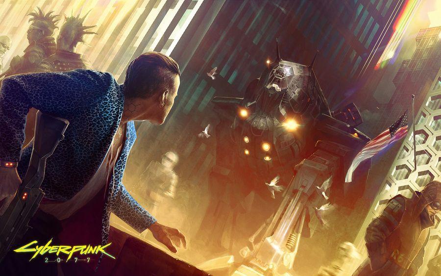 [MàJ] CD Projekt passe la 3e pour le développement de Cyberpunk 2077