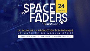 """Space in Faders, un """"salon de la production électronique"""" à Paris"""