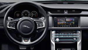 Partenariat entre BlackBerry et Jaguar Land-Rover