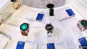Les montres connectées ont encore un avenir d'après IDC