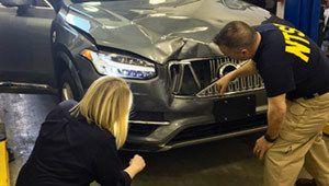 Accident de voiture autonome: pourquoi la vidéo accable Uber