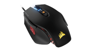 [MàJ] Black Friday – Souris optique Corsair M65 Pro RGB à 40 €