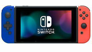 Un Joy-Con non officiel avec croix directionnelle pour la Switch