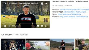 Bannis de YouTube les vlogueurs sur les armes se tournent vers PornHub