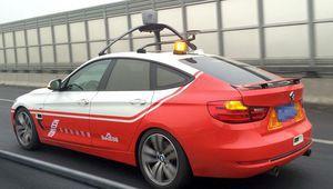 Voitures autonomes: Pekin autorise Baidu à mener des essais