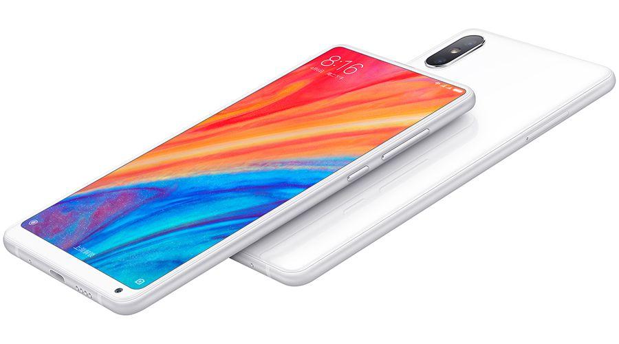 Xiaomi présente le Mi Mix 2S: l'iPhone X en ligne de mire