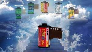 Fin de la pellicule Agfa Vista, longue vie à Dubblefilm