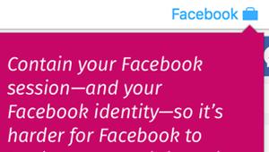 Facebook Container: le module Firefox qui met Facebook en quarantaine