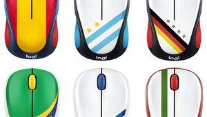Logitech lance la Coupe du monde de foot des souris M238