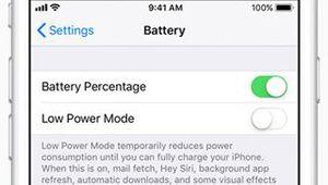 iOS 11.3 est disponible: entre gestion de la batterie et vie privée