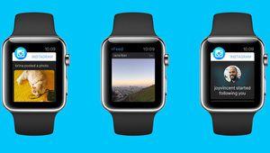 Instagram retire son application Apple Watch