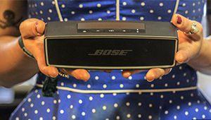 Bon plan –L'enceinte nomade Bose SoundLink Mini II à -20%