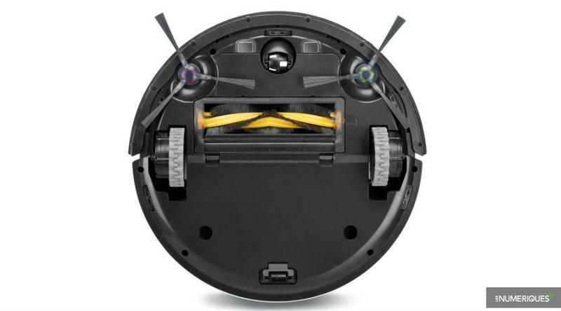 Aspirateur robot Ecovacs Deebot 900, la cartographie à prix