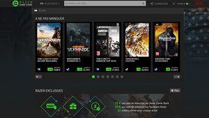 Razer se lance dans le commerce de jeux téléchargeables