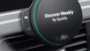 Spotify pourrait lancer un lecteur audio pour voiture intégrant Alexa