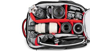Manfrotto enrichit sa gamme Pro Light de trois nouveaux sacs