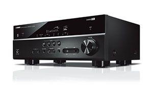 RX-V385: Yamaha renouvelle son ampli audiovidéo d'entrée de gamme
