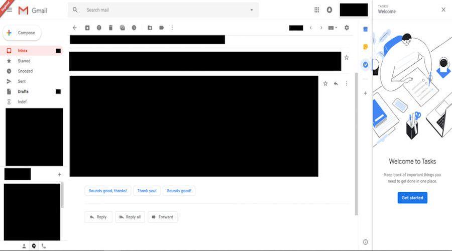 [MàJ] Gmail va offrir un tout nouveau design