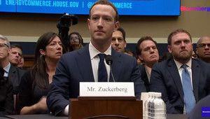 Ce qu'il faut retenir de la deuxième audition de Mark Zuckerberg