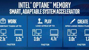 Core i+: les bundles de processeurs Intel avec Optane en approche