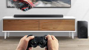 """Samsung HW-N650: une barre de son """"optimisée"""" pour les jeux vidéo"""