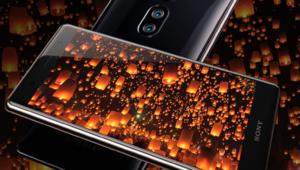 Le Sony Xperia XZ2 Premium mise sur la photo de nuit