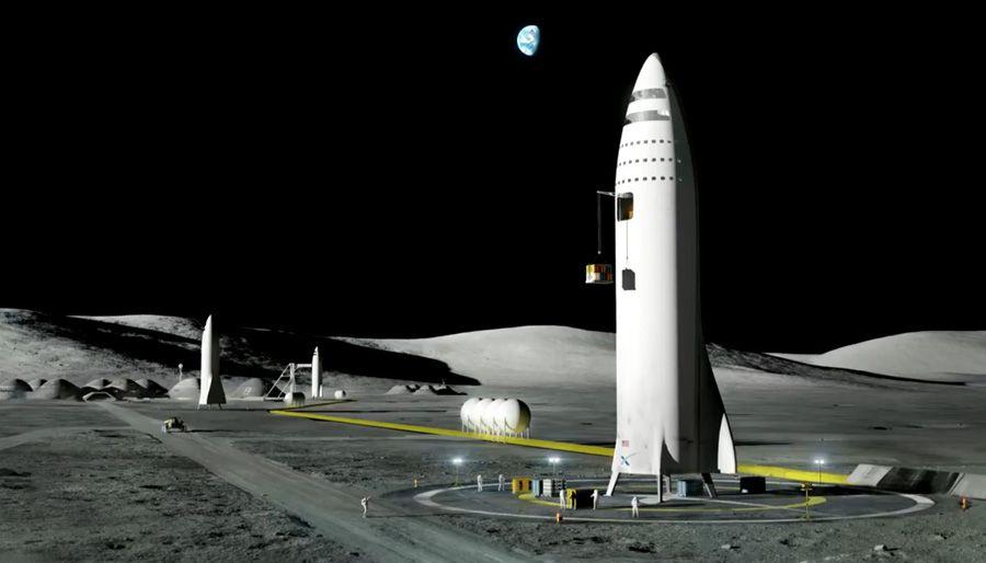 SpaceX: un morceau de fusée en France et la fusée-cargo à Los Angeles
