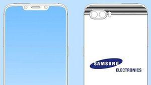 Samsung a déjà pensé à intégrer une encoche à ses smartphones