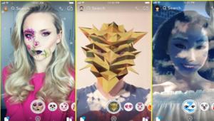 Snapchat: des nouveautés pour Lens Studio