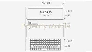Samsung détient un brevet de tablette pliable
