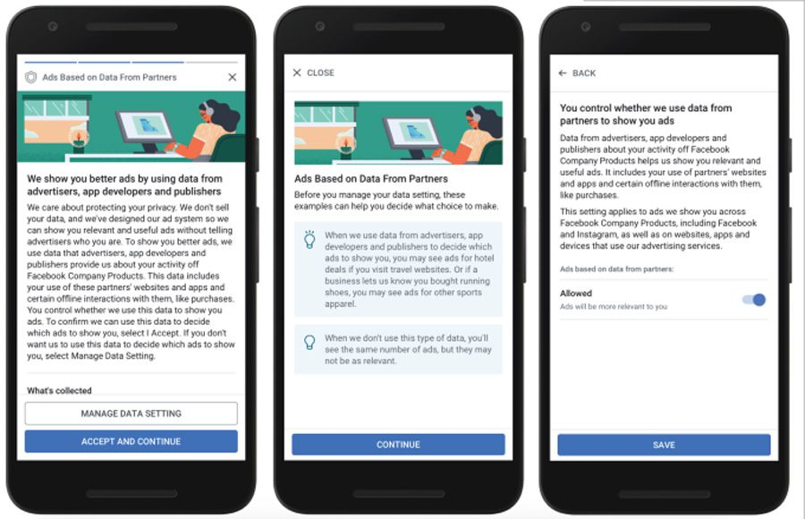 [MÀJ] Facebook et RGPD: 1,5 milliard d'utilisateurs sur la touche