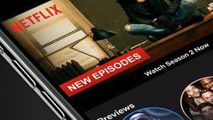 Netflix: des bandes-annonces à la verticale sur mobiles
