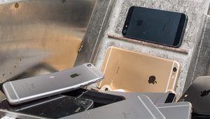Voici Daisy, la machine d'Apple qui recycle 200 iPhone par heure