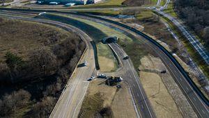 Voiture autonome: une autoroute dédiée aux essais dans le Michigan