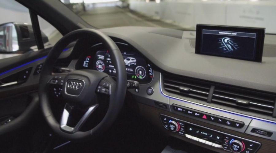Volkswagen annonce le parking autonome pour 2020
