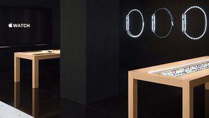 La dernière boutique dédiée à l'Apple Watch va fermer ses portes
