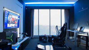 Insolite: une chambre d'hôtel Alienware chez Hilton