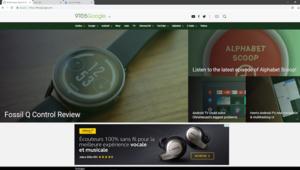 Google Chrome: nouveau look pour une nouvelle vie