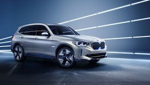 BMW iX3: un concept de SUV électrique tout proche de la réalité