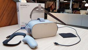 Casque Oculus Go: nos premières impressions